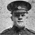 Photo of Robert Thomson– Robert Pirie Thomson was born in the parish of Orphir, in the Orkney Islands, Scotland on 12th April 1898.  He gave a false date of birth when joined up (aged 17) on 11th September 1915. He was aged 19 when died on 26th June 1917.