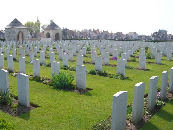 Calais Southern Cemetery