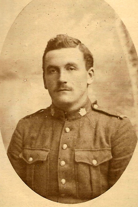 Photo of George Pearson Goodwillie– George Pearson Goodwillie (1888 - 1916)