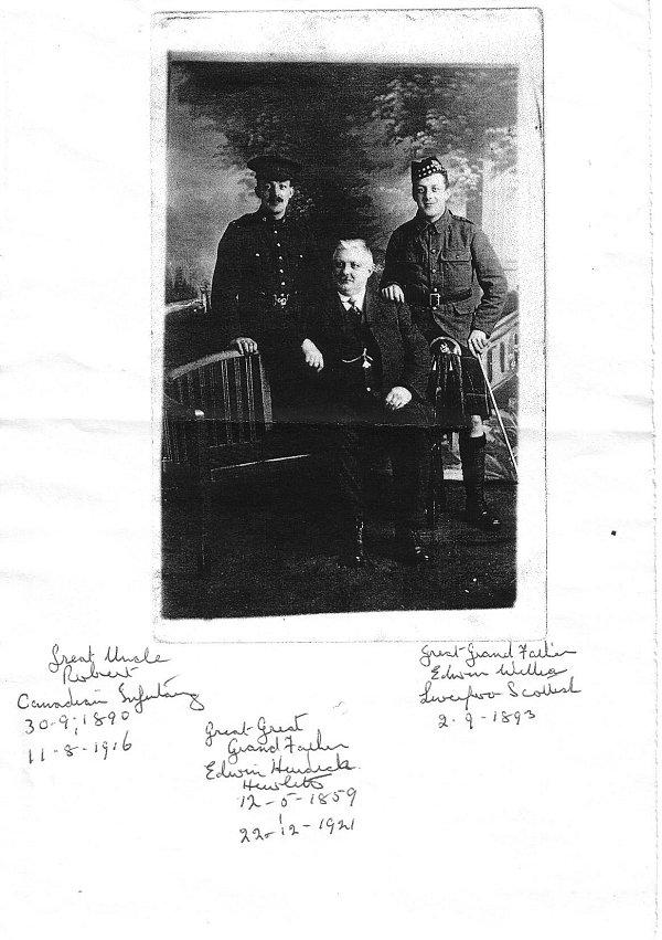 Photo of Robert B. Hewlett