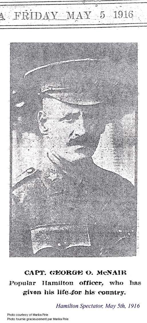 Photo of George Orme Mcnair