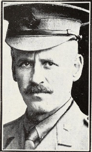 Photo of GEORGE ORME MCNAIR– Photo from the National Memorial Album of Canadian Heroes c.1919. Submitted for the project, Operation: Picture Me.