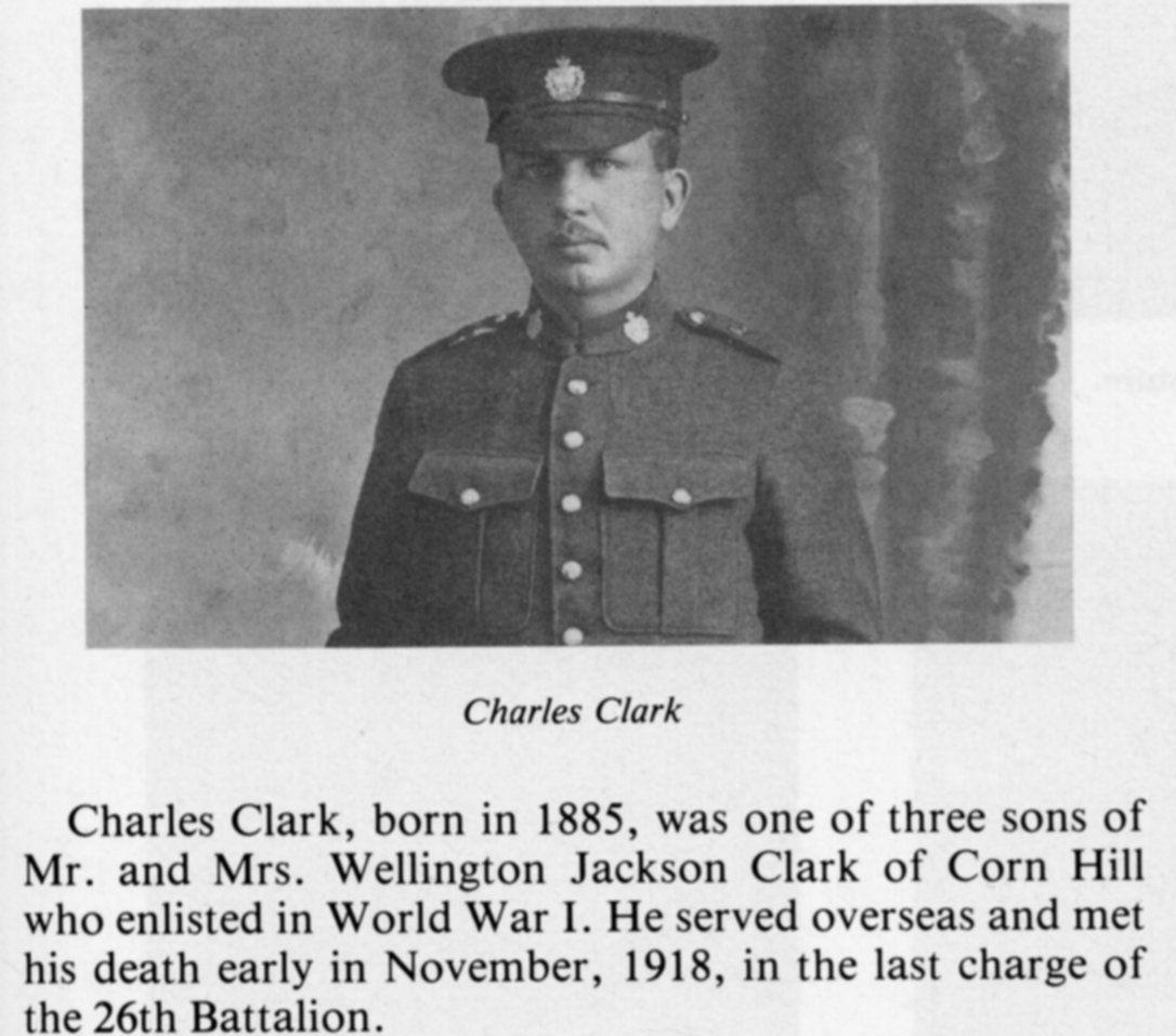Photo of Charles Howard Clark