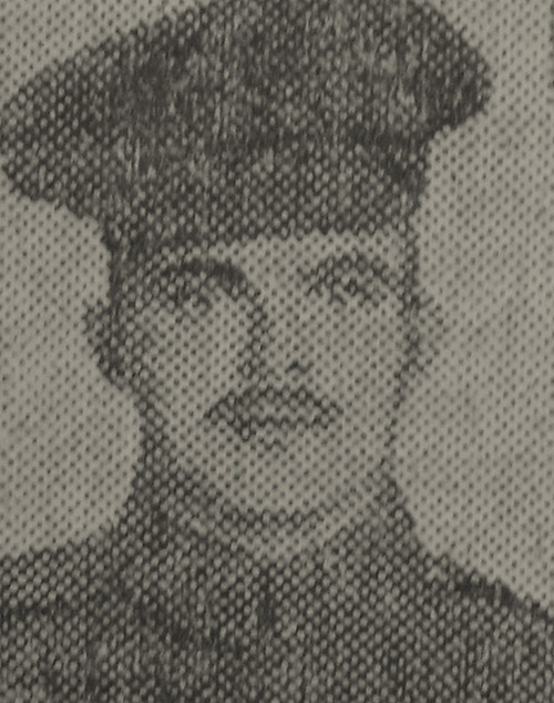 Photo of CHARLES MILLER– Pte Charles Miller