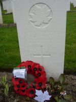 Grave Marker– This image was taken March 29th, 2010 by Heather Storey on a school trip to Europe