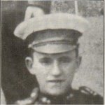 Photo of Henry Reginald Glasser– Enlisted with the 1st Battalion in Windsor in August 1914. Died of wounds received at St. Julien on April 23, 1915.