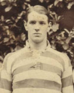 Photo of Arthur Churchill– Taken while playing for the Clifton Rugby Club.
