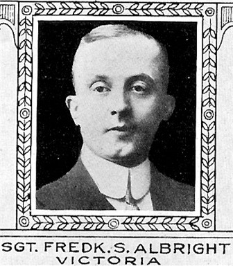 Photo of Frederick Albright