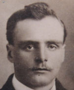 Photo of Horace Gore– This is a portrait of my great uncle Horace Victor Gore.