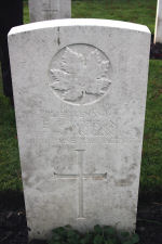 Grave Marker– Photo of grave marker