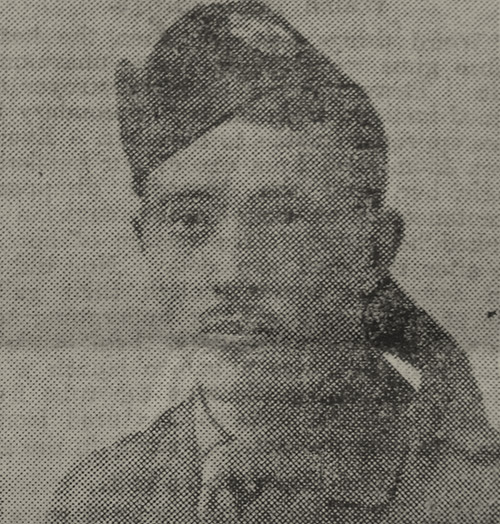 Photo of FREDERICK JOHNSTON WATSON– Lt Frederick Johnston Watson