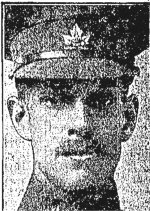Newspaper Clipping– From the Toronto Star for 6 June 1916, page 5.