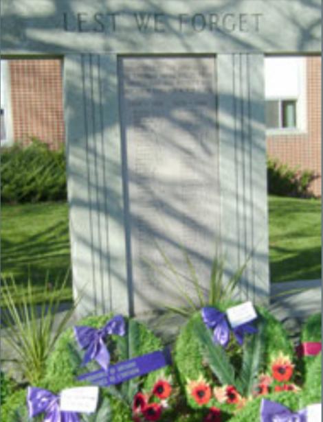 War Memorial– Vankleek Hill Great War Memorial, Vankleek Hill, Ontario