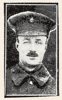 Photo of JOHN JAMES GRADY– Photo from the National Memorial Album of Canadian Heroes c.1919. Submitted for the project, Operation: Picture Me.