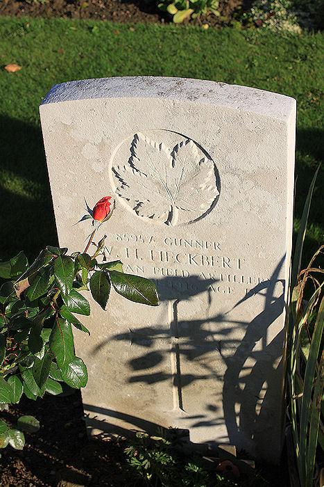 Photo of Canadian Virtual War Memorial