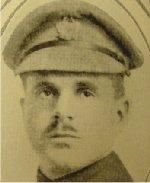 Photo of Francis Hetherington– University of Manitoba Roll of Honour 1914-1918.  Winnipeg, 1923. Roll of the Fallen (pg. 20) - HETHERINGTON, Francis Martin:  LL.B. 1915; Enlisted 31-8-15; Lieut. 61st Battn.; Transferred to 52nd Battn.; Service in France; Killed in Action 18-8-16.