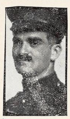 Photo of THOMAS GORDON MCLEAN– Photo from the National Memorial Album of Canadian Heroes c.1919. Submitted for the project, Operation: Picture Me.