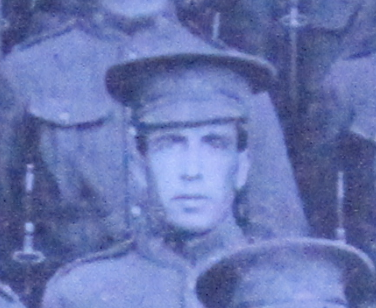 Photo of ARCHIBALD NEIL MCPHEE– Enrolled with the 37th Bn. CEF.  Submitted for the project, Operation: Picture Me