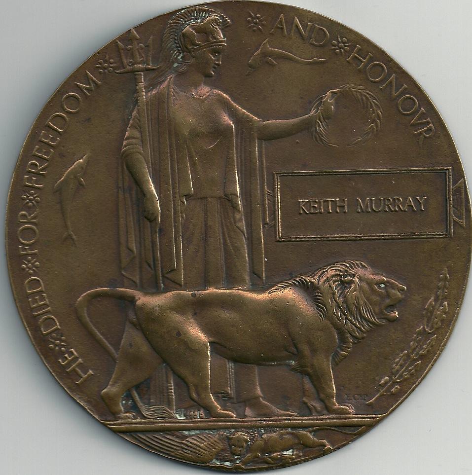 Medallion– Dead Man's Penny