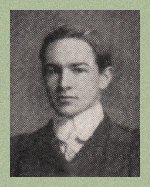 Photo of Arthur Qua– Torontonensis 1906 (University of Toronto Yearbook), pg. 214.  Caption: A. H. QUA, Secretary / School of Science Y.M.C.A. Executive, 1905-06.