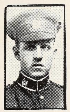 Photo of JOSEPH THOMAS RYNEHART– Photo from the National Memorial Album of Canadian Heroes c.1919. Submitted for the project, Operation: Picture Me.