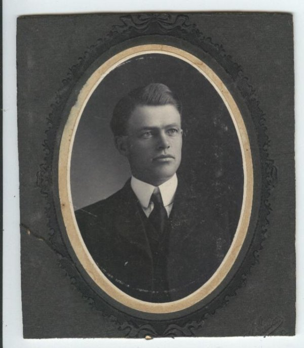 Photo of August Safken