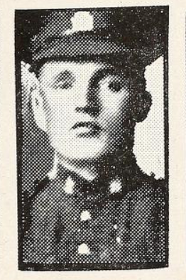 Photo of FREDERICK GEORGE WILD– Photo from the National Memorial Album of Canadian Heroes c.1919. Submitted for the project, Operation: Picture Me.