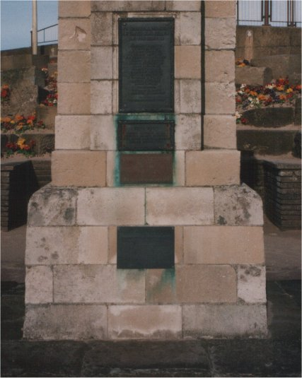 War Memorial– This war memorial is located in Sutton-On-Sea in Lincolnshire, England.