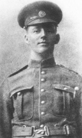 Photo of Edwin D. Wilson