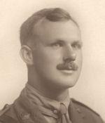 Photo de William George Butson – Lt. William George Butson, circa 1916