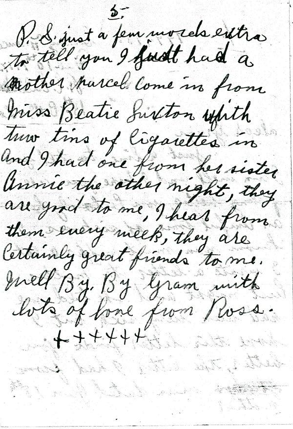 le lettre page 3