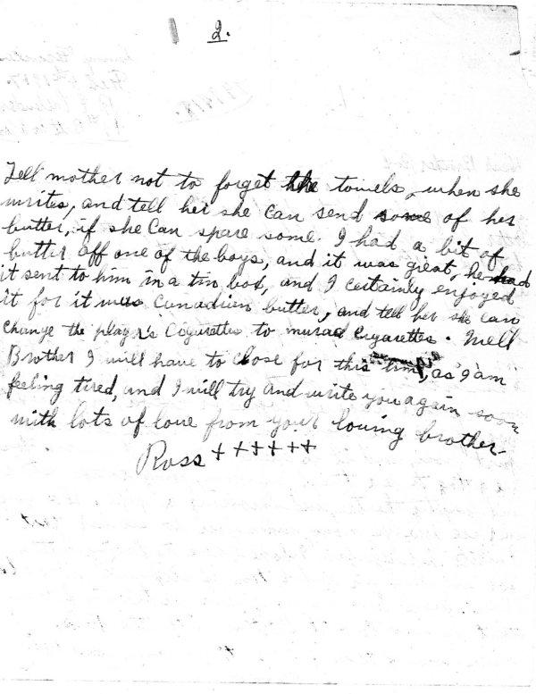 Lettre page 2