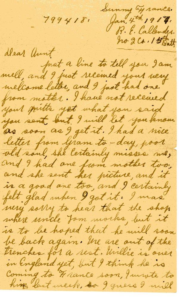 lettre Page 1