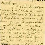 Le lettre page 1