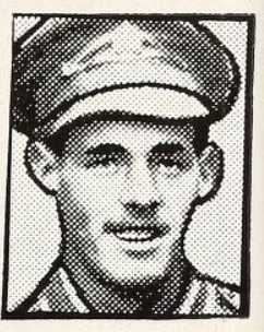 Photo of ORRY ANDERSON KINRADE– Photo from the National Memorial Album of Canadian Heroes c.1919. Submitted for the project, Operation: Picture Me.