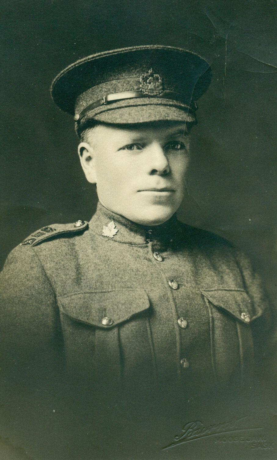 Photo of George Sinclair MacKay