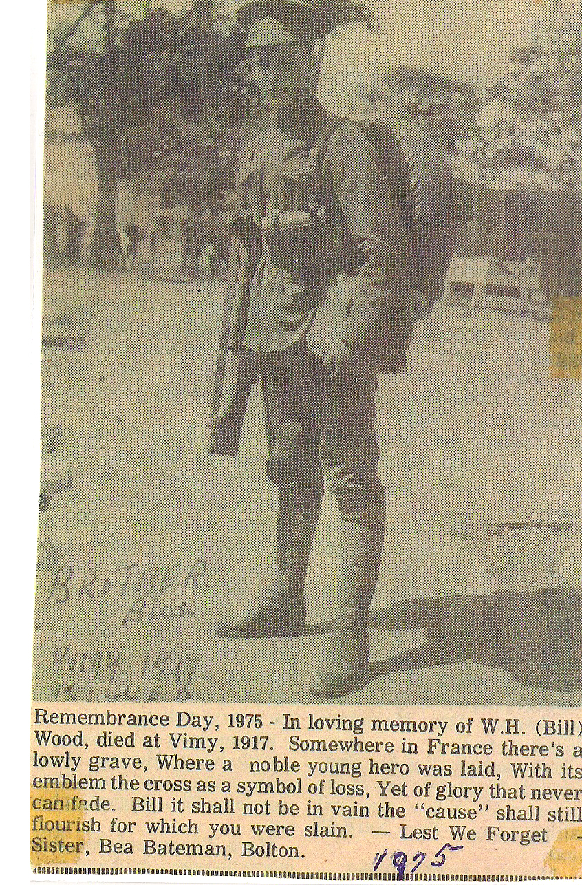 Newspaper clipping– this is from a News Paper 1975