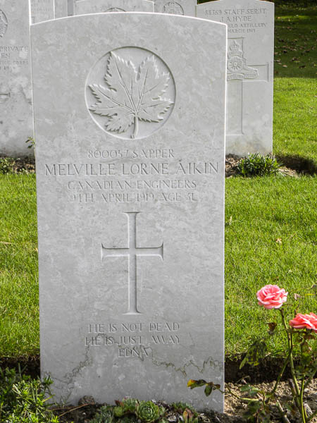 Grave Marker– Grave Marker.  Submitted by 15th Bn Memorial Project Team.  DILEAS GU BRATH