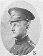 Photo of Walter John Batchelor– In memory of the men who served with the 87th Battalion CEF. Submitted for the project, Operation: Picture Me