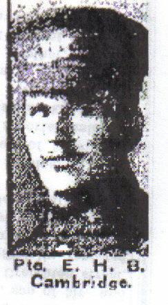 Photo of Edward Cambridge