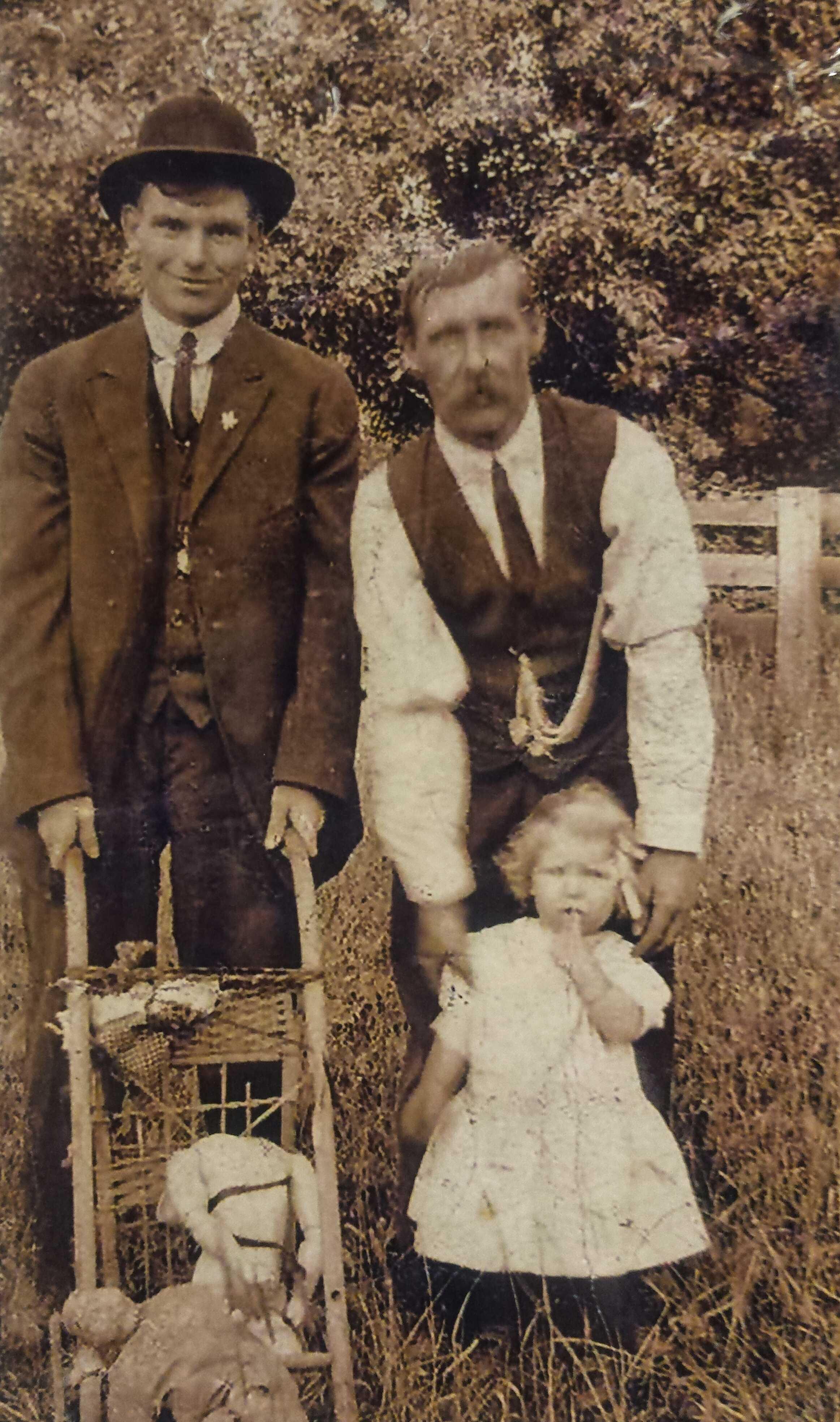 Photo of EDWARD HENRY BOSTOCK CAMBRIDGE