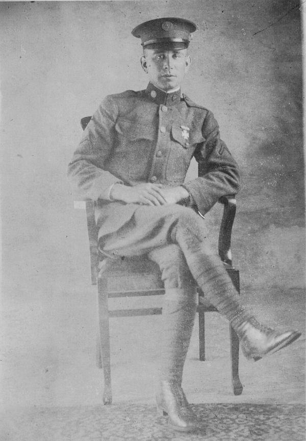 Photo of Frederick Gabriel