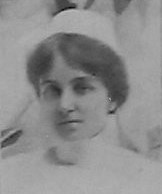 Photo of Katherine Maud MacDonald– Nursing Sister Katherine MacDonald as published in the December 1918 edition of The Christmas Echo in London Ontario. --And in the Morning