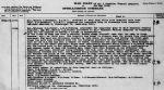 War Diary– War Diary Entry describing the air raid on No. 1 Canadian General Hospital, Etaples, France