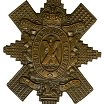 Badge– Cap Badge 42nd Bn (Royal Highlanders of Canada).  Pte McLeod enlisted with the 92nd Bn (48th Highlanders of Canada) but was transferred to the 42nd Bn as a reinforcement.  Submitted by Capt (ret'd) V. Goldman, 15th Bn Memorial Project team.  DILEAS GU BRATH
