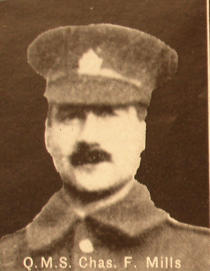 Photo of Charles Frederick Mills