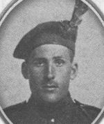 Photo of Owen Somers– Pte. Owen Deebert Somers, Middle Melford, Guysborough Co., NS.