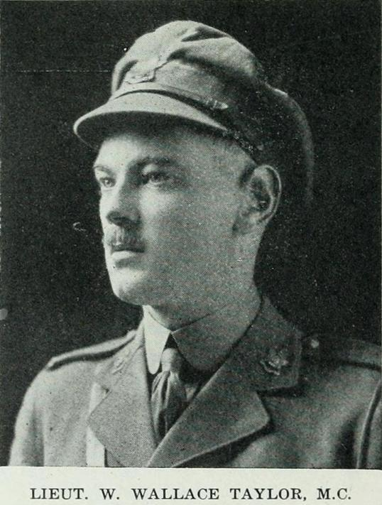 Photo of William Wallace Taylor