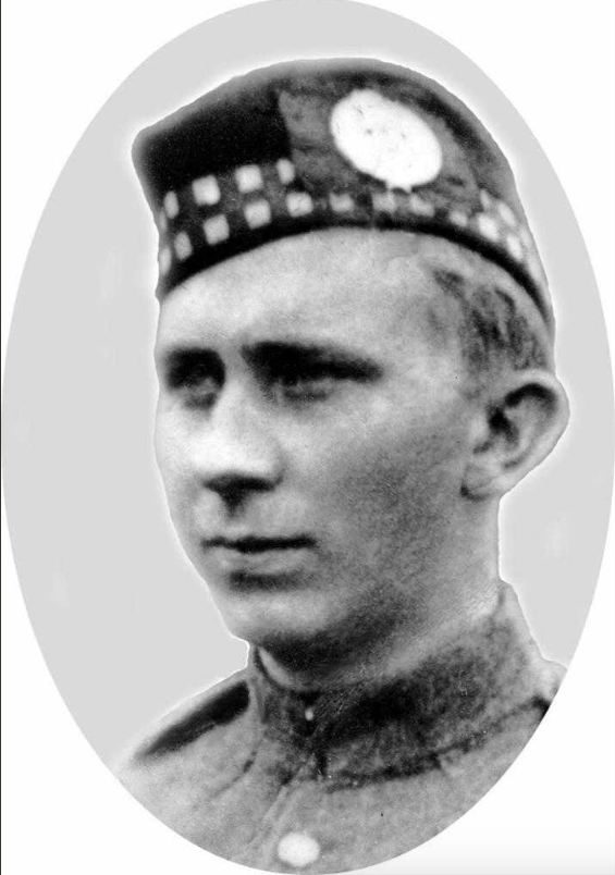 Photo of Harold Gordon Booker