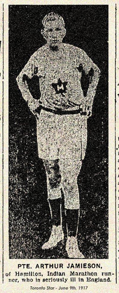 Photo of Arthur Jamieson
